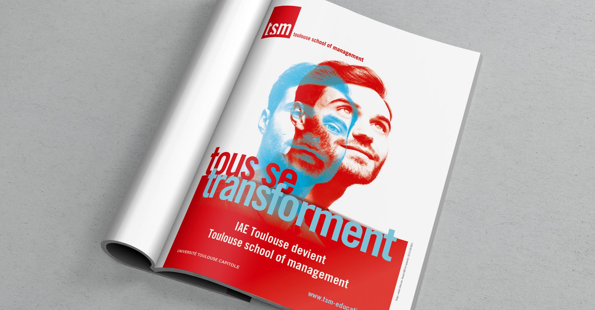 IAE Toulouse devient TSM