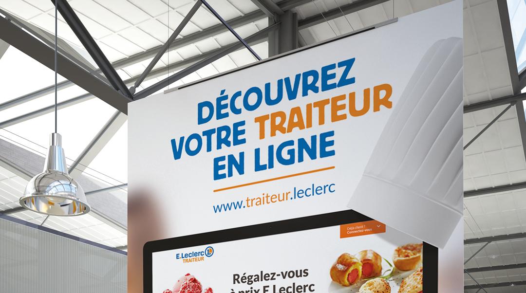 E.Leclerc Traiteur - publicité